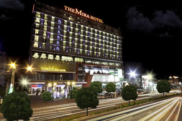 Khách sạn The Mira Bình Dương