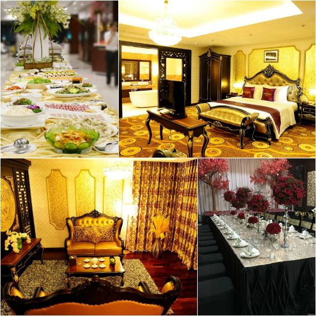 Sự sang trọng của Khách sạn The Mira xứng đáng với 1 hotel 5 sao