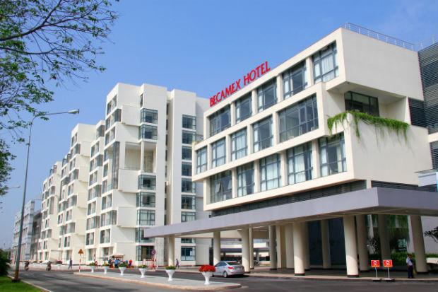 Khách sạn Becamex - New City Bình Dương