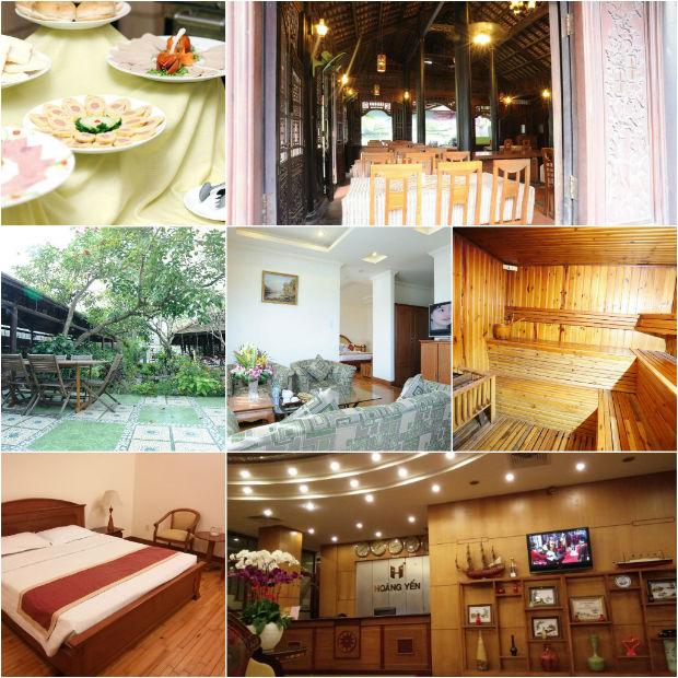 Khách sạn Hoàng Yến là nơi yêu thích của nhiều du khách khi đến Bình Dương