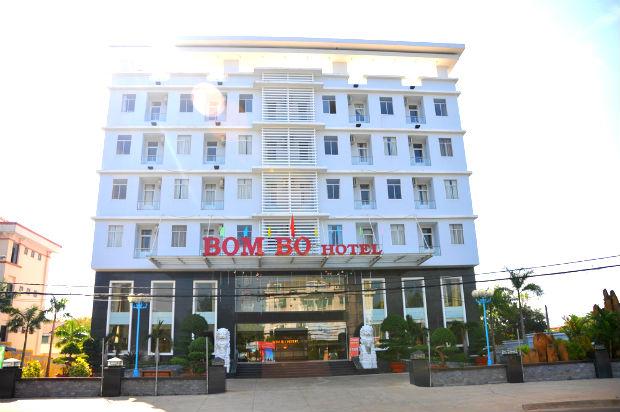 Khách sạn Bombo là một trong những điểm đến của nhiều du khách