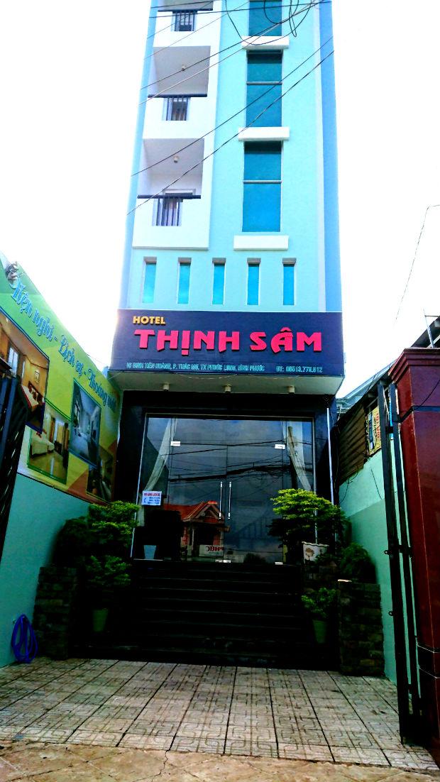 Khách sạn Thịnh Sâm Bình Phước
