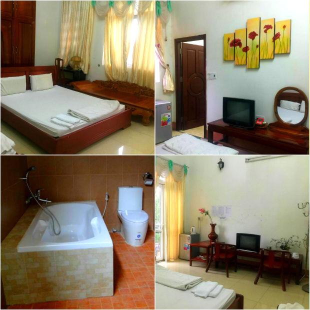 Khách sạn Quốc Hùng giúp bạn thoải mái khi đến Bình Phước