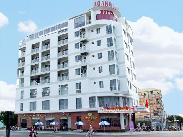 Khách sạn Hoàng Long Phan Thiết