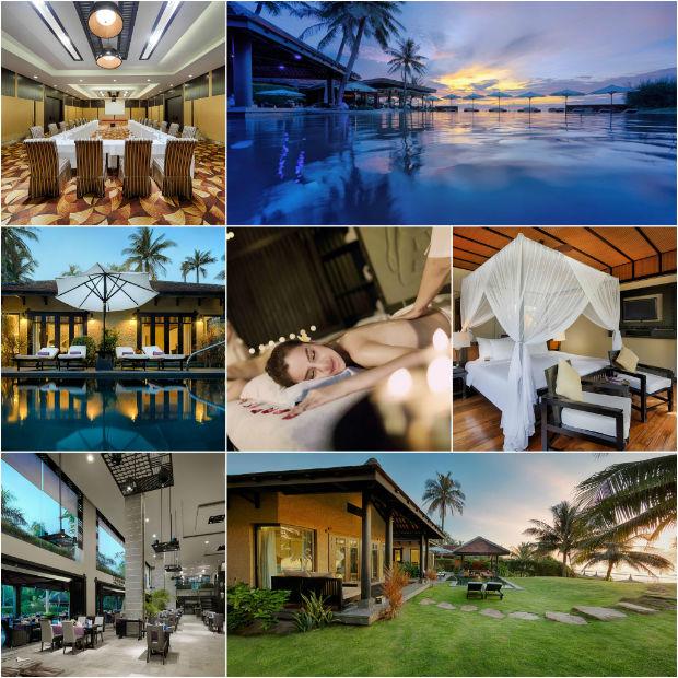 Anantara Mui Ne Resort đẹp ngỡ ngàng