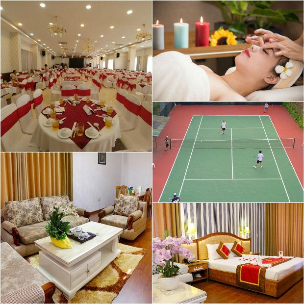 Khách sạn Đồi Dương Phan Thiết Bình Thuận