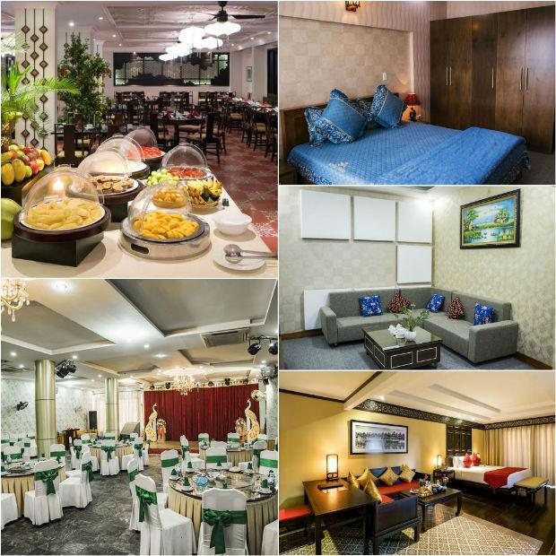 Khách sạn Bằng Giang Cao Bằng tiện nghi đầy đủ