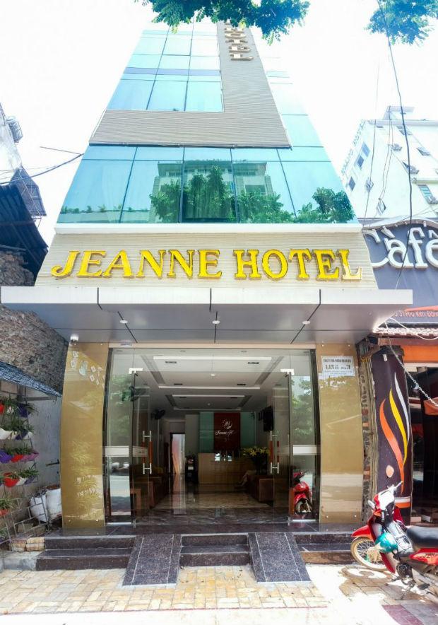 Khách sạnJeanne Cao Bằng