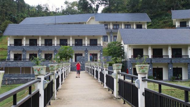Sài Gòn - Bản Giốc Resort