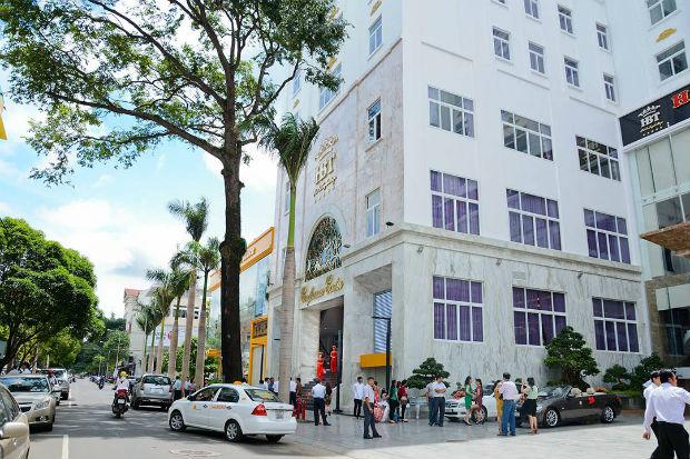 Khách sạn Hai Bà Trưng Đắk Lắk