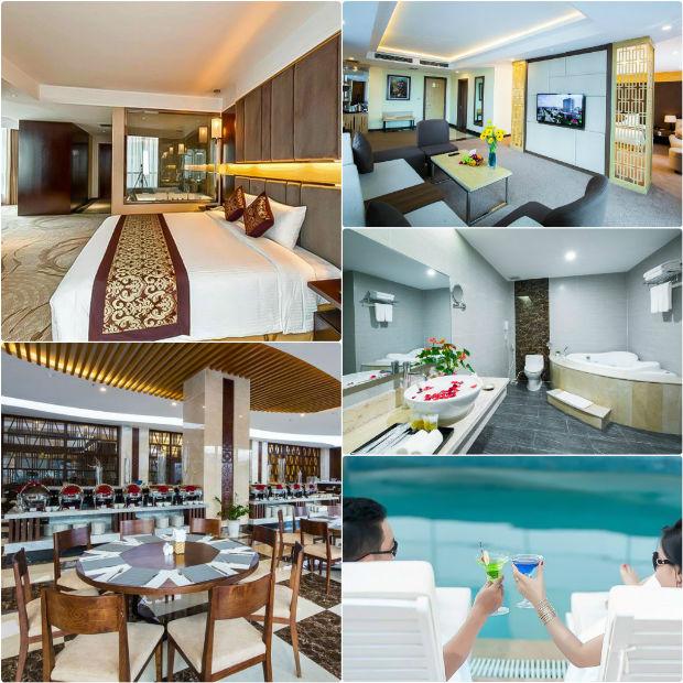 Sang trọng, đẳng cấp với dịch vụ tại Khách sạn Mường Thanh Luxury Buôn Ma Thuột