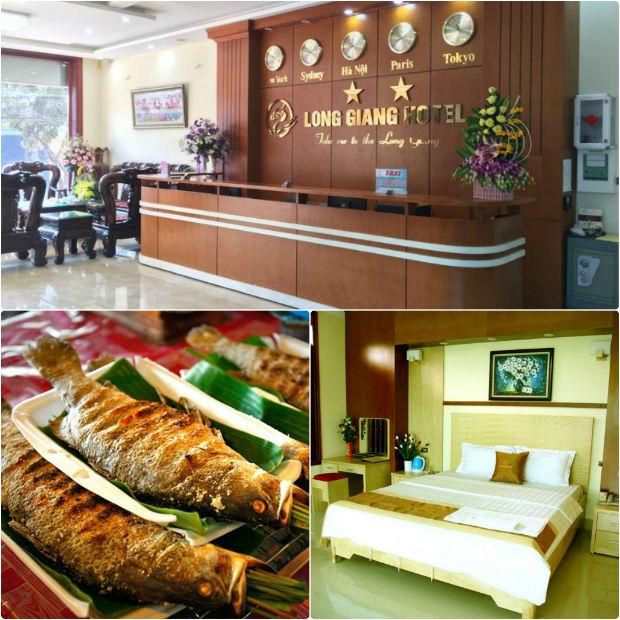 Khách sạn Long Giang Điện Biên