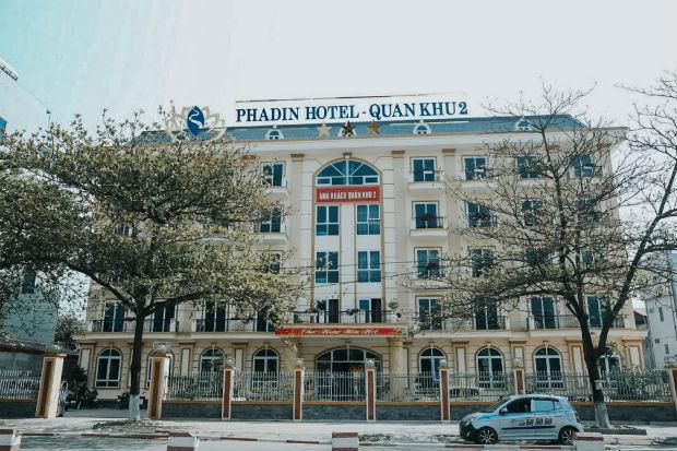 Khách sạn Pha Đin Điện Biên