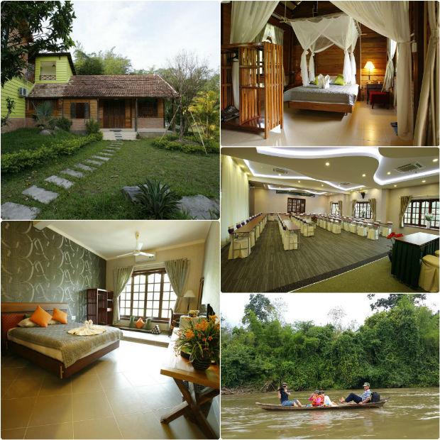 Cát Tiên Jungle Lodge Đồng Nai