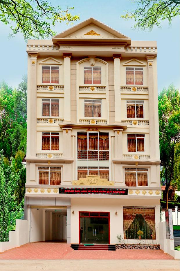 Khách sạn Anh Tú - Hà Giang
