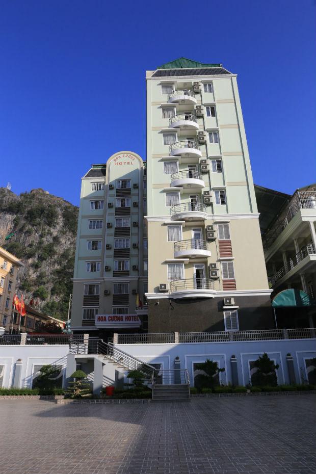 Khách sạn Hoa Cương tại Hà Giang