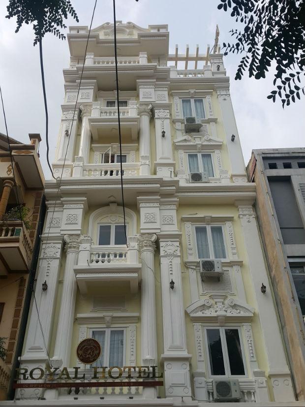 Khách sạn Royal Hà Giang