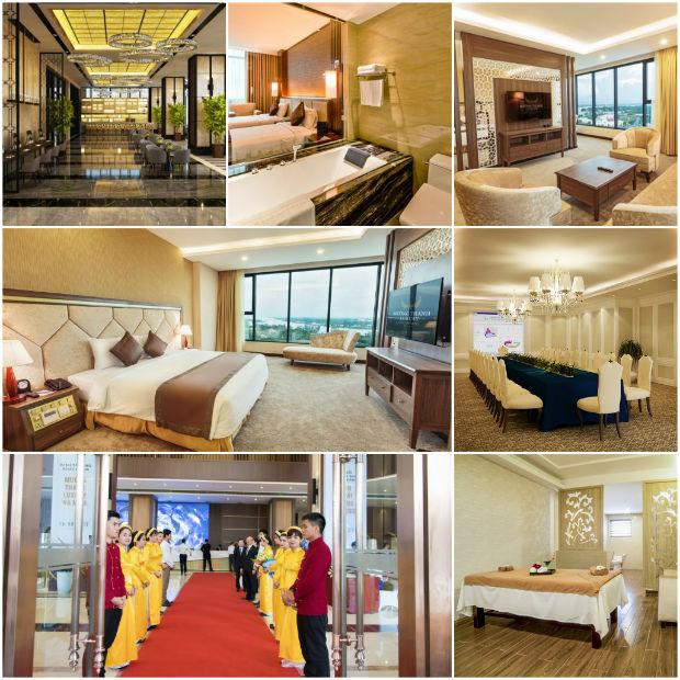 Dịch vụ chuẩn 4 sao tại Khách sạn Mường Thanh Luxury Hà Nam