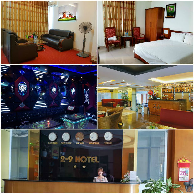 Khách sạn 2 -9 Hà Nam có hệ thống giải trí đa dạng