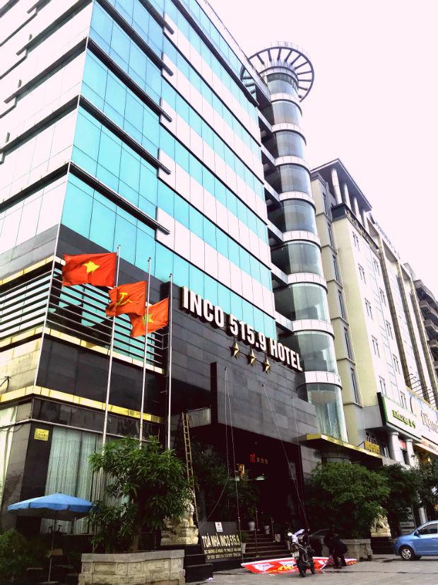 Khách sạnINCO 515.9 Hà Nam
