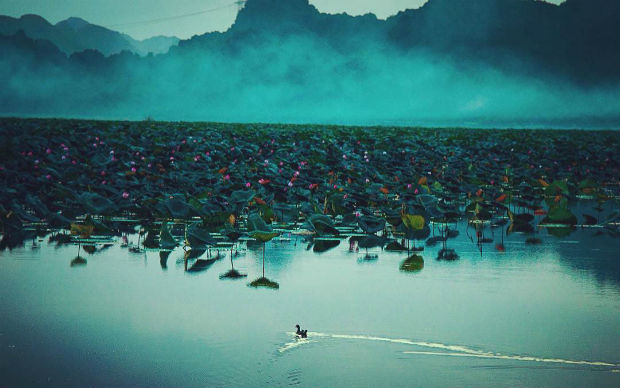 Thuê 1 khách sạn và tận hưởng vẻ đẹp nên thơ của Hà Nam nào