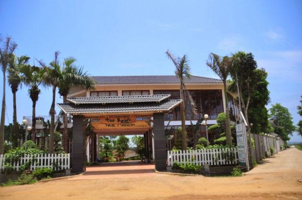 Tre Nguồn Thiên Cầm Resort Hà Tĩnh