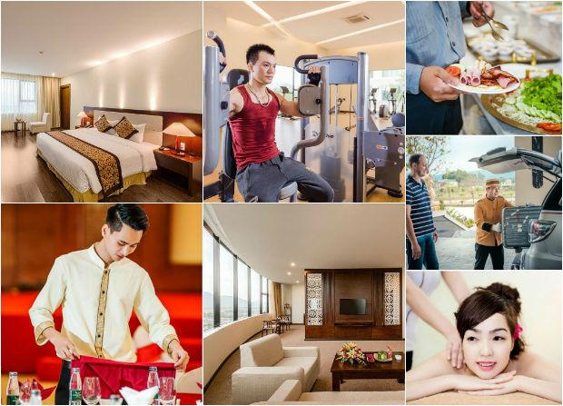 Khách sạn Mường Thanh Hà Tĩnh đúng chuẩn nghĩ dưỡng