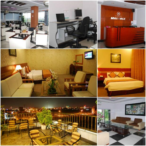 Khách sạn Hải Khanh - Hải Dương có một sắc thái riêng