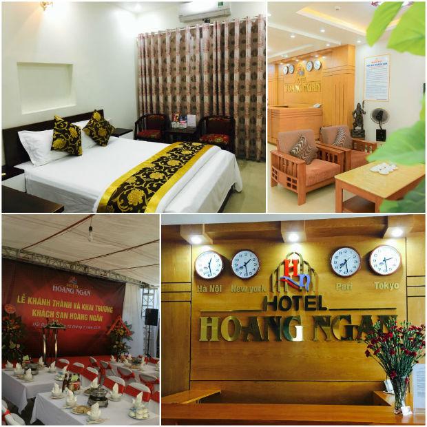 Dịch vụ tốt tại Khách sạn Hoàng Ngân - Hải Dương