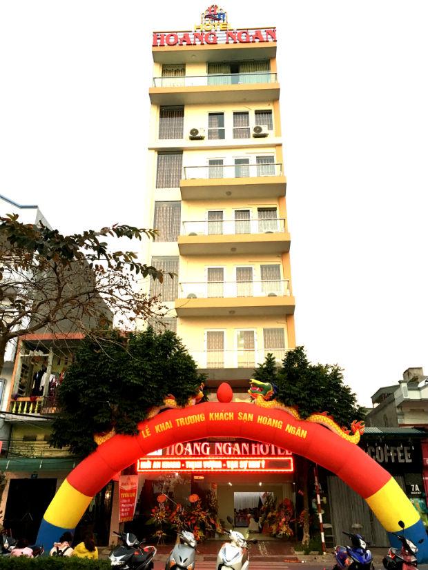 Khách sạn Hoàng Ngân - Hải Dương