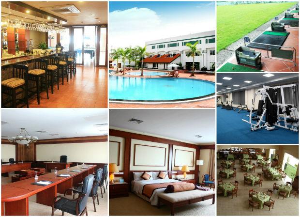 Khách sạn Nam Cường Hải Dương hiện đại, sang trọng