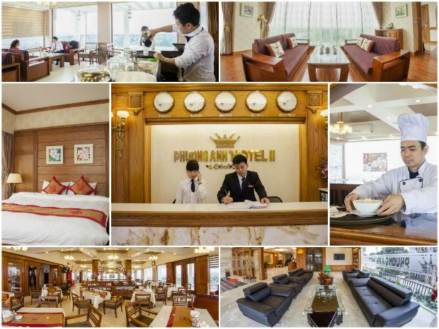 Khách sạn Phương Anh 2 Hải Dương đạt chuẩn tiện nghi 3 sao