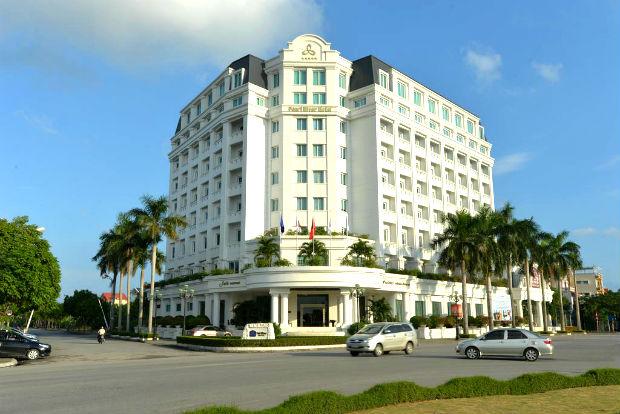 Khách sạn Pearl River Hotel Hải Phòng