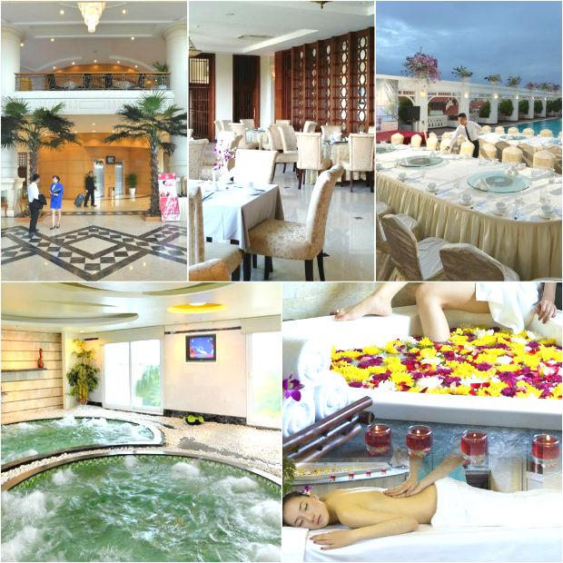 Khách sạn Pearl River Hotel Hải Phòng có dịch vụ tốt