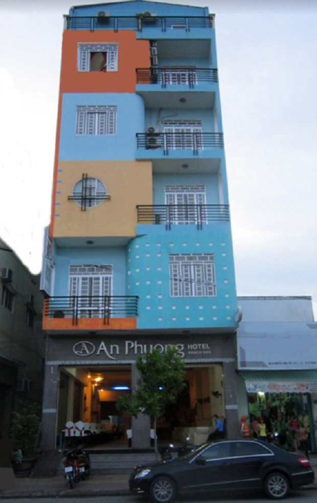 Khách sạn An Phương Hải Phòng