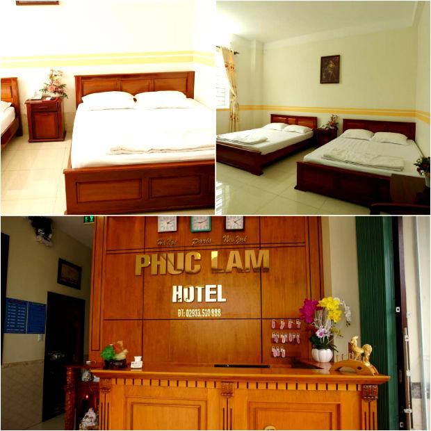 Khách sạn Phúc Lâm Hải Phòng với mức giá rẻ