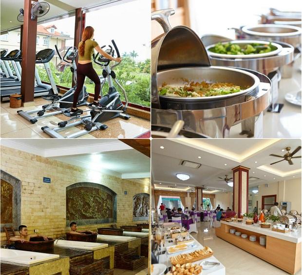Tiện ích của khách sạn Phú Mỹ Hưng Yên