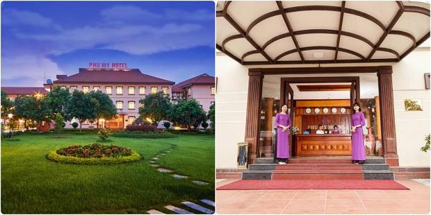 Khách sạn Phú Mỹ Hưng Yên đạt chuẩn 3 sao