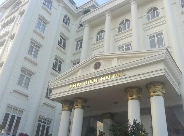 Khách sạn Phố Hiến Hưng Yên