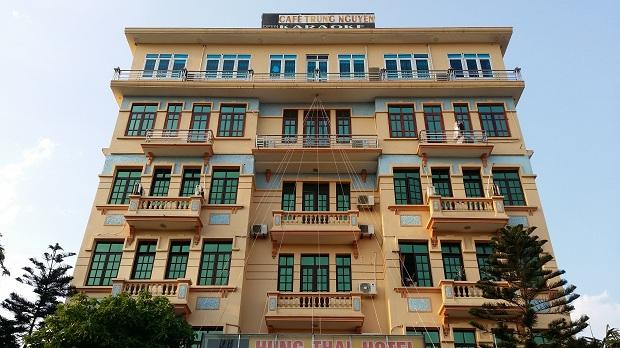 Khách sạn Hưng Thái Hưng Yên