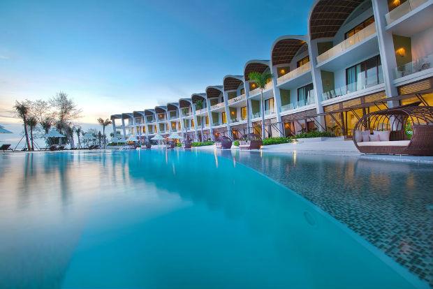 Khu nghỉ dường The Shells Resort & Spa Phú Quốc