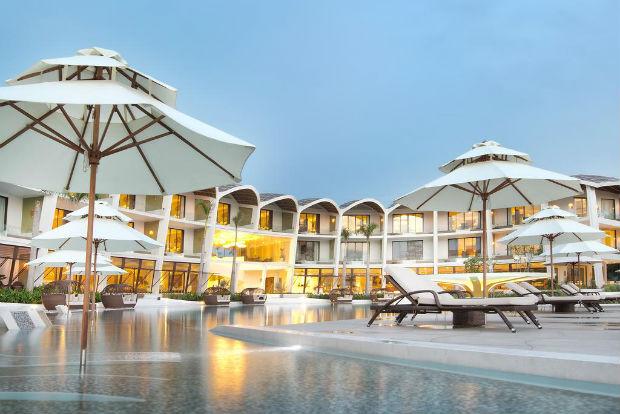 Nghỉ ngơi thư giản tại The Shells Resort & Spa Phú Quốc