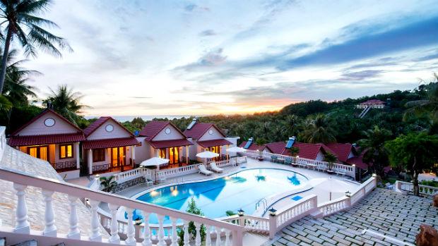 Hệ thống khách sạn tại Phú Quốc, Kiên Giang