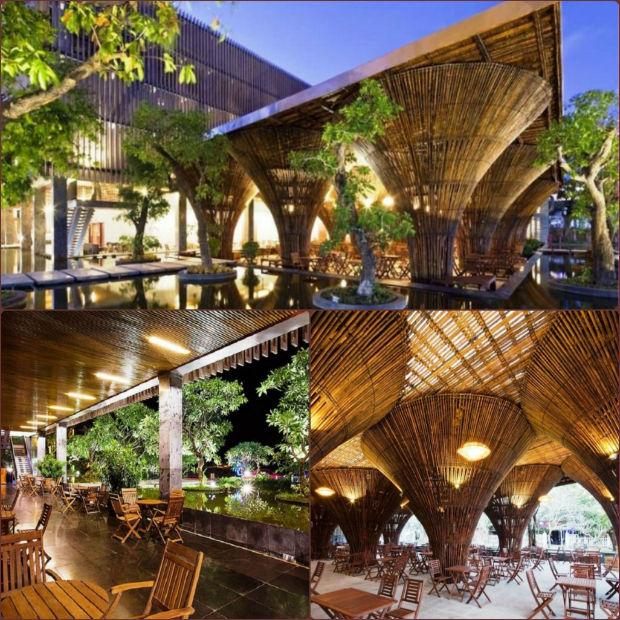 Quán cafe Khách sạn Đông Dương Kon Tum - Indochine Kontum