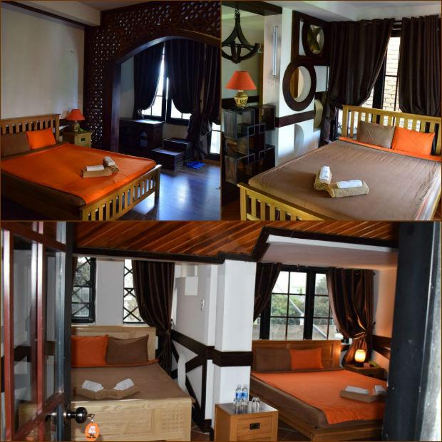 Phòng ngủ tại Hnam Chang Ngeh Hospitality Training Center