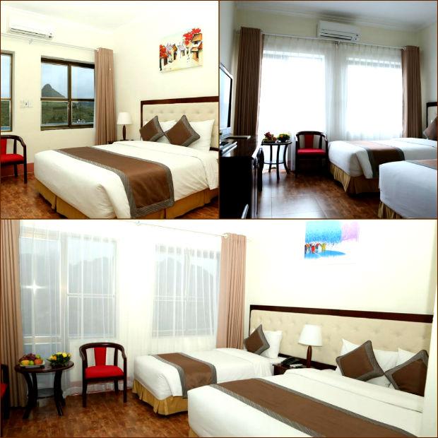 Phòng nghỉ của Khách sạn Mường Thanh Lai Châu