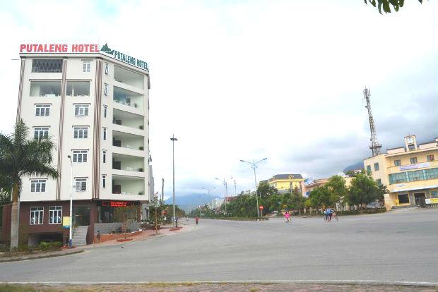 Khách sạn Putaleng Lai Châu