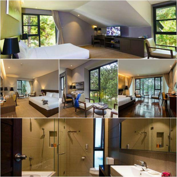 Cách bài trí của Terracotta Hotel And Resort Đà Lạt