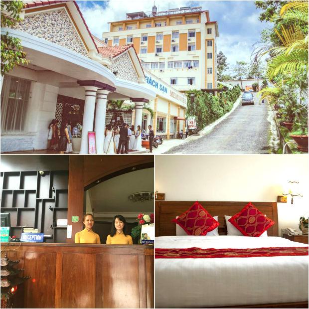 Khách sạn Memories Đà Lạt