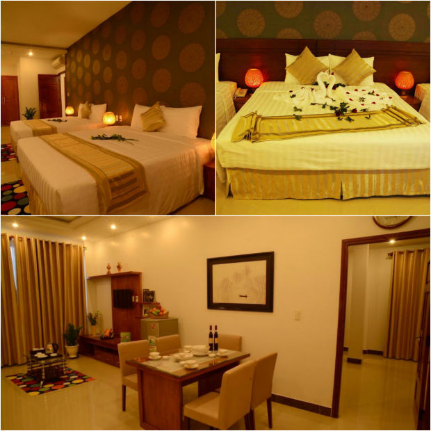 Khách sạn Ngôi Sao Liên Đô Đà Lạt Lâm Đồng